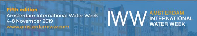 Amsterdam International Water Week 2019